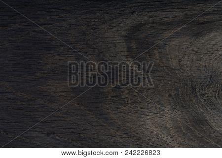 Black Wood. Expensive Ebony. High Resolution Photo
