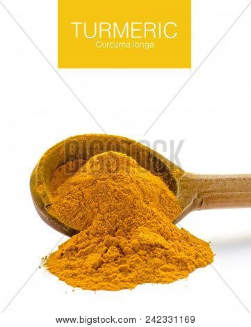 Turmeric Powder. Turmeric  Or Curcuma Is The Spice That Gives Curry Its Yellow Color. It Has Been Us