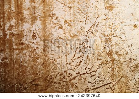 Old Surface Of Cement Wall Texture Background