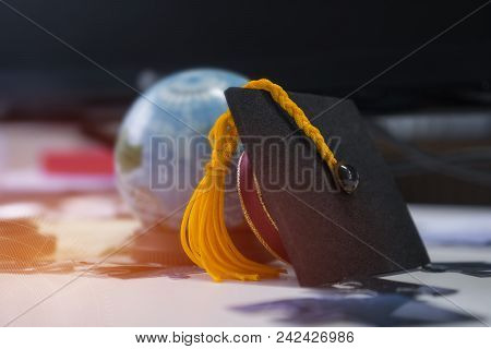 Graduated Or Graduation University Study  International Conceptual, Congratulations Graduates Hat Wi