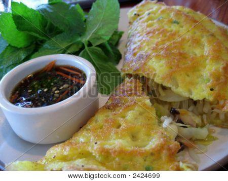 Vietnamese Pancake Lg