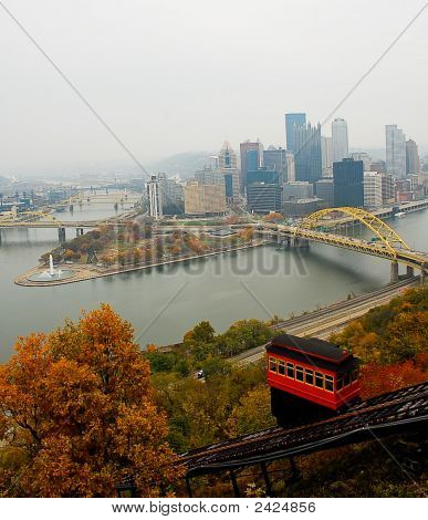 Duquesne Incline Pittsburgh