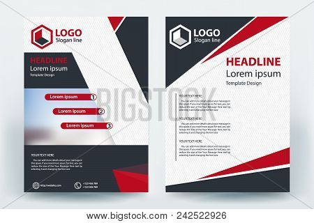 Corporative Company Business Flyer Banner Concept Design