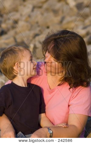 Mother And Son 1