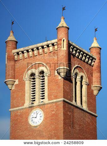 Saint Jacques church, Perpignan, france