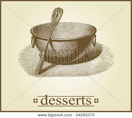 Dessert Cover Design