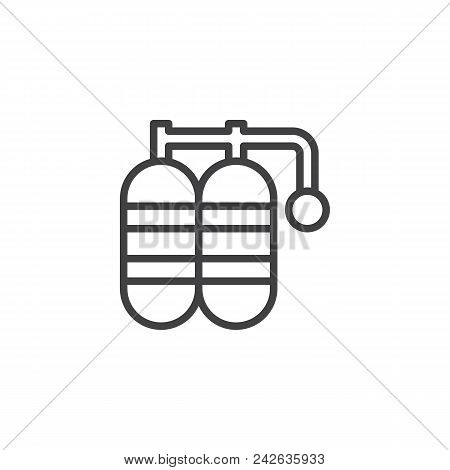 Oxygen Cylinder Vector Photo Free Trial Bigstock