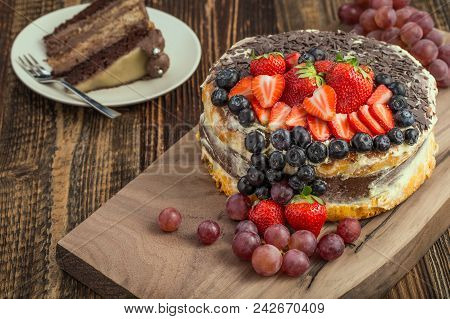 Festive Fruit Cake