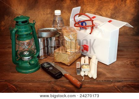 Items For Emergency