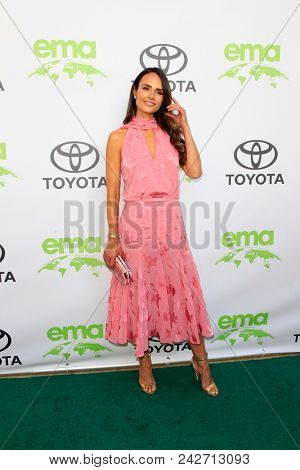 LOS ANGELES - MAY 22:  Jordana Brewster at the 28th Annual Environmental Media Awards at the Montage Beverly Hills on May 22, 2018 in Beverly Hills, CA