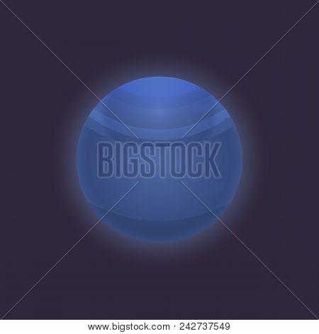 Neptune Planet Deep Vector Photo Free Trial Bigstock