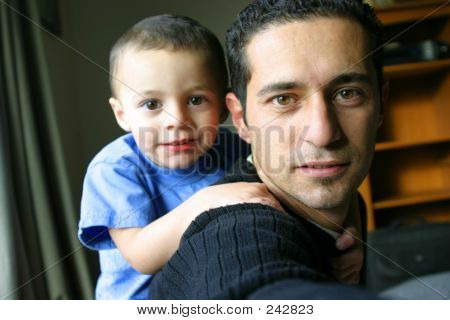 Father & Son Time