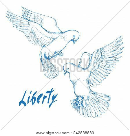 Freedom Hand Vector Photo Free Trial Bigstock