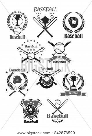 Baseball Club Sport Vector Photo Free Trial Bigstock
