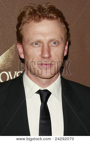 LOS ANGELES - FEB 19: Kevin McKidd at the 10th Annual Costume Designers Guild Awards held at the Beverly Wilshire Hotel on February 19, 2008 in Beverly Hills, California.