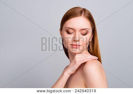 Sensual Sensitive Correction Cosmetics Charming Beautiful Pretty Gentle Tender Cute Lovely Cheerful