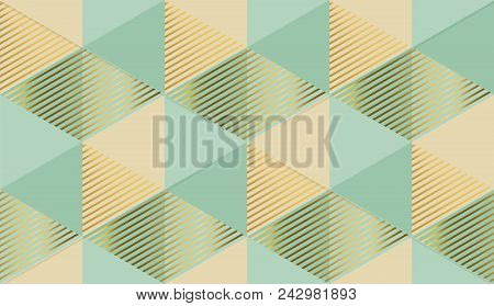 male luxury seamless pattern. glamor and fancy abstract background. geometric repeatable motif for background, for background, fabric, wrapping paper. stock vector illustration. poster