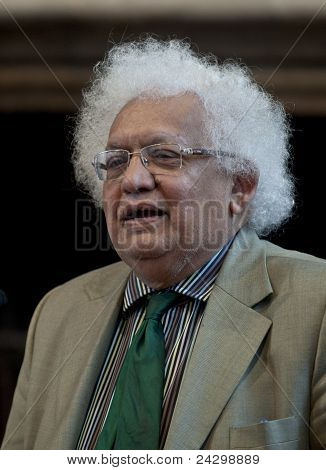 Lord Megnad Desai, Emeritus Professor Of Economics At LSE