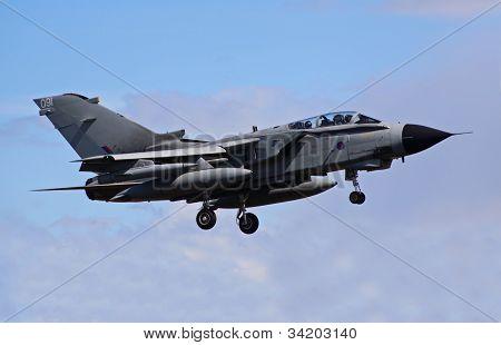 RAF Tornado Jet Fighter Aircraft