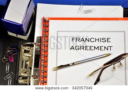 Franchise Agreement. A Commercial Concession Is A Relationship Between Market Entities Where One Par