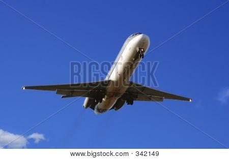 Morning Flight Inbound