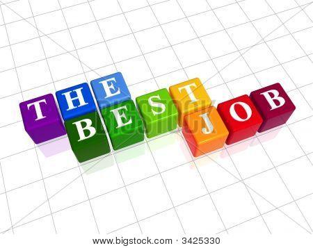 The Best Job Colour