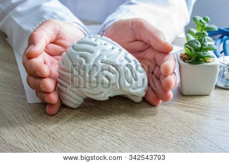 Protection, Treatment, Prevention And Patronage Health In Neurology In Brain Health Against Diseases