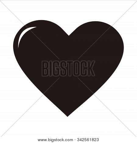 Heart Icon. Heart Icon Art. Heart Icon. Heart Icon Image. Heart Icon Logo. Heart Icon Sign. Flat Hea