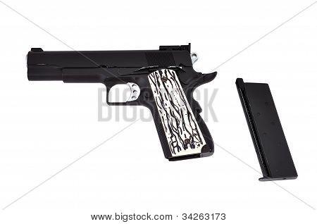 Gun And Ferrule