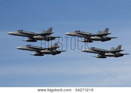 Hornet Flyby