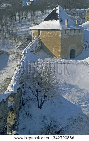 Khotyn - External Defensive Wall And Tower