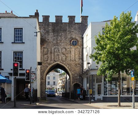 Chepstow Town Gate