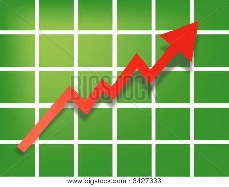 Green Sales Graph