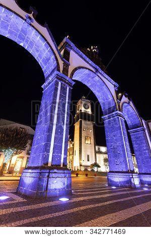 Historical Entrance - Ponta Delgada