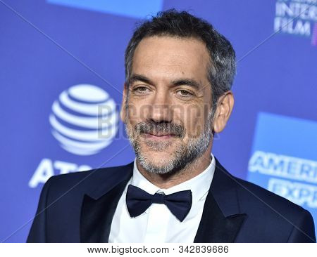 LOS ANGELES - JAN 02:  Todd Phillips arrives for the PSIFF Awards Gala 2020 on January 02, 2020 in Palm Sprimgs, CA