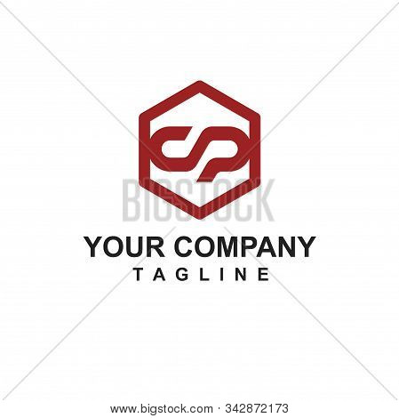S, So, Os Initial Geometric Letter Company Vector Logo And Icon