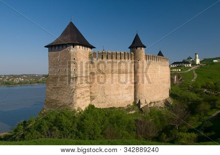 Khotyn Fortress And Dniester