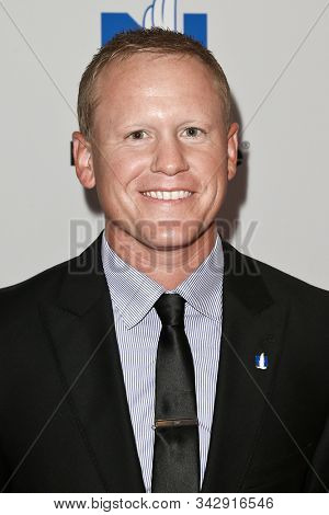 NEW YORK - SEPTEMBER 27: Nationwide senior executive Bradley Barnett attends the 2016 NASCAR Foundation Honors Gala at Marriott Marquis on September 27, 2016 in New York City.