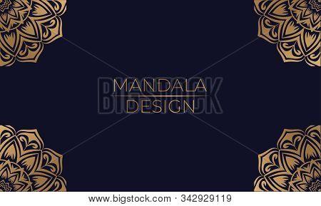 Vintage vector handmade round mandala elements. Luxury festive background. wadding . Postcards or invitations with a mandala pattern. Islamic, Arab, Indian, Turkish, Ottoman, Pakistani ornaments