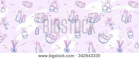 Spa Therapy Cover Vector Photo Free Trial Bigstock