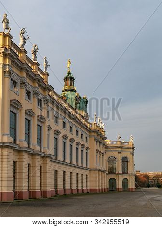 Charlottenburg Palace Is The Largest Palace In Berlin. It Is Located In The Charlottenburg District