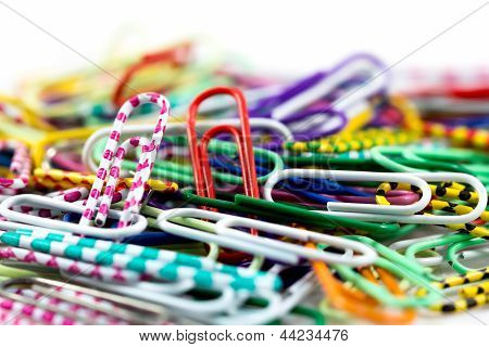 Pile of Paperclips