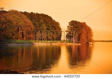 Ross R Barnett reservoir