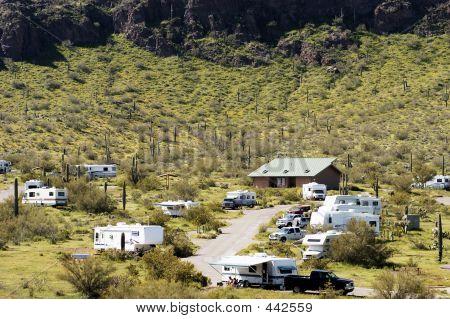 Acampamento deserto 2