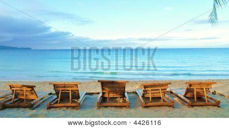 By The Sea At Boracay