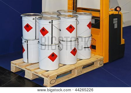 Industrial Cans