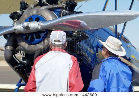 Airshow Visitors 1