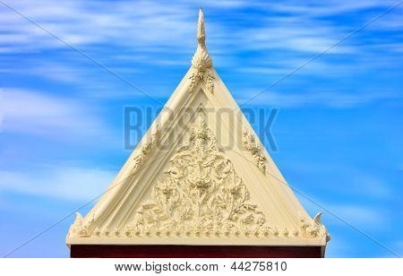 Thai temple style