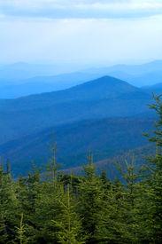 Smoky Mountains, Blue Ridge