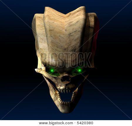 Alien Skull
